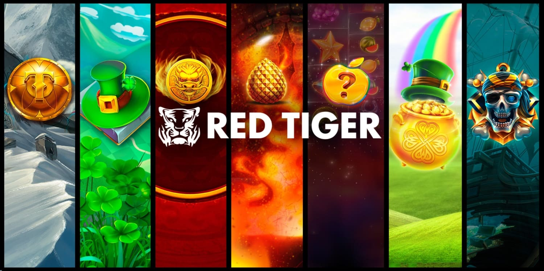 red tiger slot